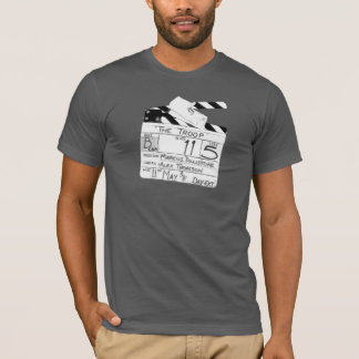 The Troop Clapper Art Dark T-Shirt