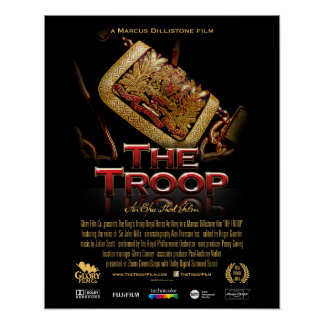 """The Troop Classic Poster 20""""x16"""""""