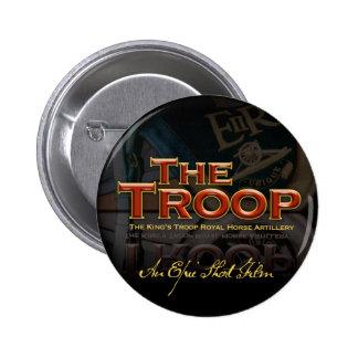 The Troop film button/badge 2 Inch Round Button