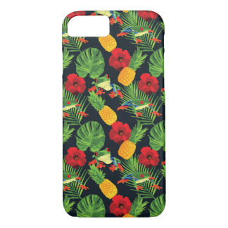 The Tropical Red Eyed Tree Frog iPhone 8/7 Case
