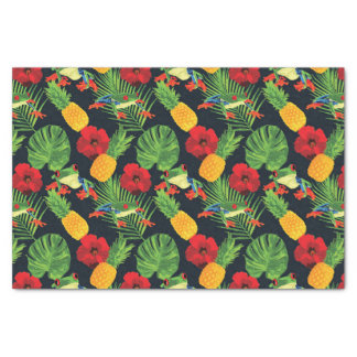 The Tropical Red Eyed Tree Frog Tissue Paper