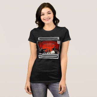 The Truck Hudson Show Album Cover T-Shirt