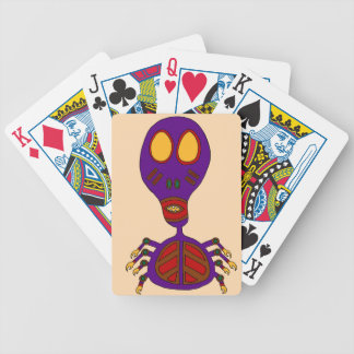 The True Ghost Of Anansi Bicycle Playing Cards