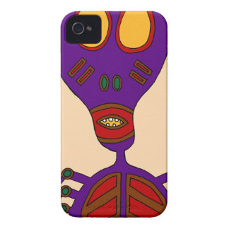 The True Ghost Of Anansi iPhone 4 Case-Mate Case