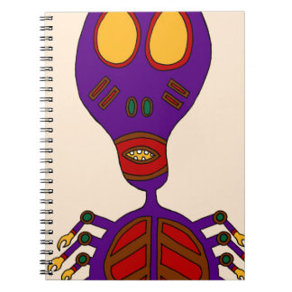 The True Ghost Of Anansi Notebook