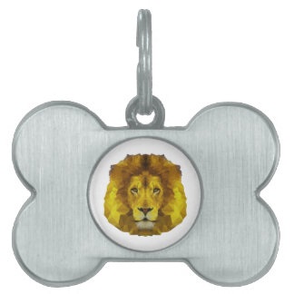 THE TRUE KING PET TAG