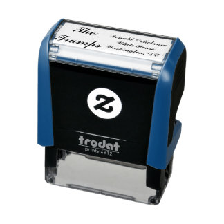 The Trumps Self-inking Stamp