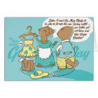 The Truth Behind Groundhog Day Card CUSTOMIZABLE