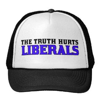 The Truth Hurts Liberals Trucker Hat