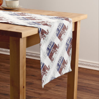 The Truth is Deceptive 1 Short Table Runner
