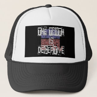 The Truth is Deceptive 1 Trucker Hat