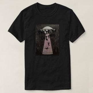 The Truth Is Out There Alien Shirt