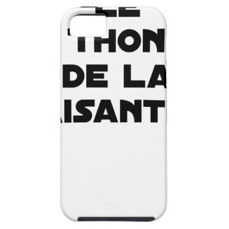The TUNA OF the JOKE - Word games iPhone 5 Case