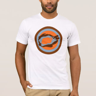 The Turducken Circle T-Shirt