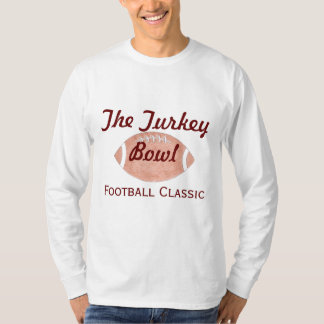 The Turkey Bowl shirt