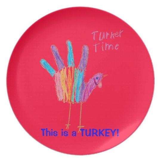 The Turkey Plate