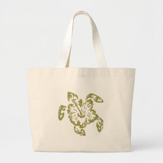 THE TURTLE TRIUMPH LARGE TOTE BAG