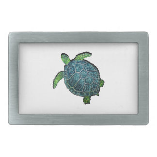 THE TURTLE VIEW BELT BUCKLE