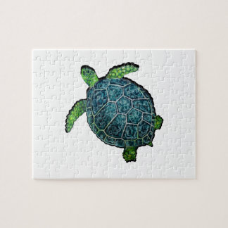 THE TURTLE VIEW JIGSAW PUZZLE