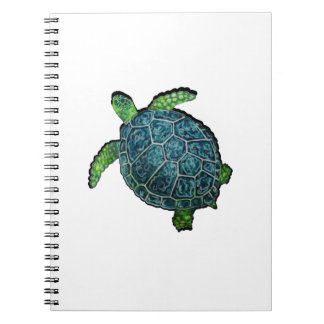 THE TURTLE VIEW NOTEBOOK