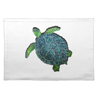 THE TURTLE VIEW PLACEMAT