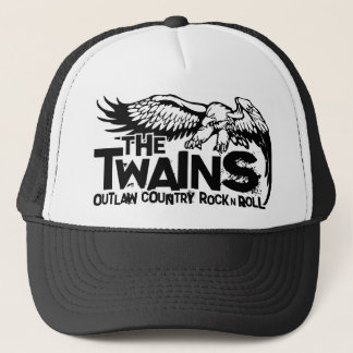 The TWAINS Screamin' Eagle Trucker Hat! Trucker Hat