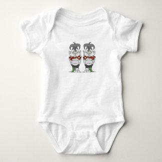 The Tweedles Baby Bodysuit