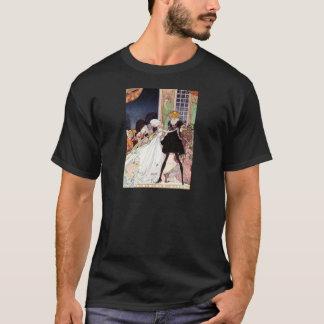 The Twelve Dancing Princesses by Kay Nielsen T-Shirt