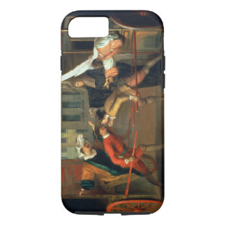 The Two Coaches, a scene added to the comedy 'The iPhone 7 Case