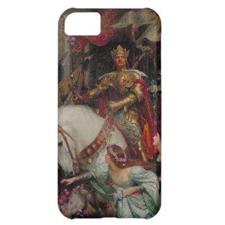 The Two Crowns [Sir Frank Dicksee] iPhone 5C Case
