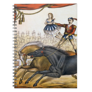 The two-horse act notebooks
