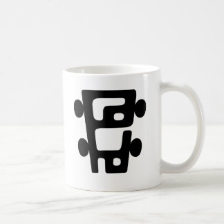 The TWO logo PoHo mug