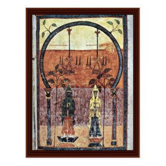 The Two Witnesses By Emetrius Postcards
