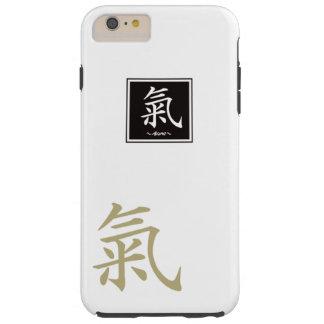 "The typography ""Aura "" of kanji Tough iPhone 6 Plus Case"