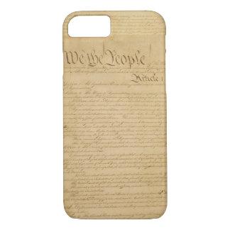 The U.S. Constitution iPhone 7 Case