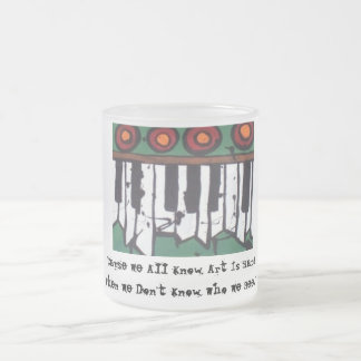 The Ugly Organ Coffee Mug (Version 2)