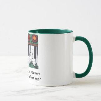 The Ugly Organ Coffee Mug (Version 3)