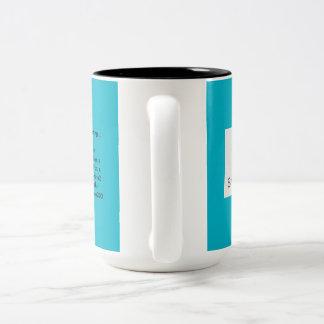 The Ugly Shaders Two-Tone Coffee Mug