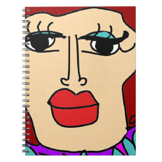 the ugly women notebooks