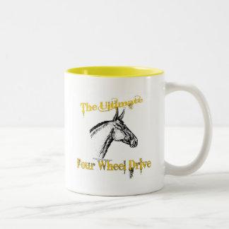 The Ultimate 4X4 Two-Tone Coffee Mug