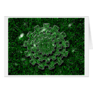 The Ultimate Crop Circle Card