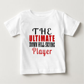 THE ULTIMATE DOWN HILL SKIING FIGHTER BABY T-Shirt
