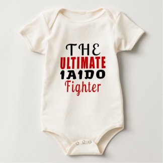 THE ULTIMATE IAIDO FIGHTER BABY BODYSUIT