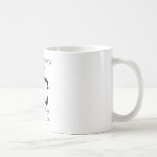 The Ultimate In Feminine Protection Coffee Mugs