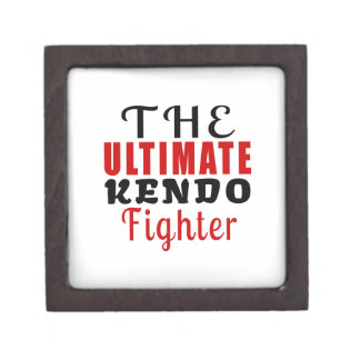 THE ULTIMATE KENDO FIGHTER PREMIUM GIFT BOX