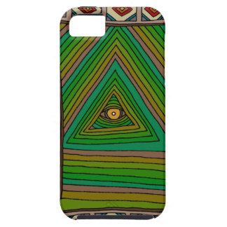 The Unblinking Eye of God iPhone 5 Case