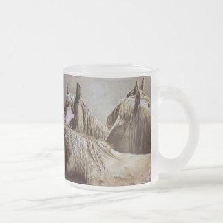 The UNBROKEN frosty mug