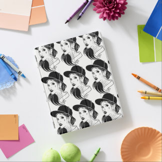 The Unconventional Girl iPad Cover