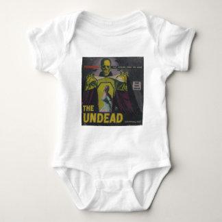 The Undead Zombie Movie Baby Bodysuit