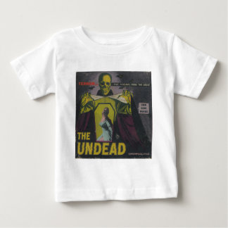 The Undead Zombie Movie Baby T-Shirt